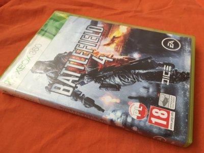 Battlefield 4 Xbox 360 slim zestaw org Wrocław BCM