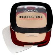 LOREAL INDEFECTIBLE 160 SAND BEIGE PUDER MATUJĄCY