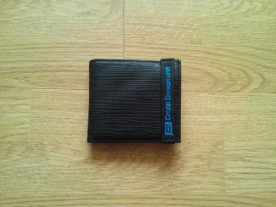 30fa462a49d29 portfel męski CROPP, kolor czarny - 5708659776 - oficjalne archiwum ...