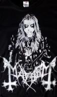 MAYHEM Dead Morbid Darkthrone Venom Black Metal