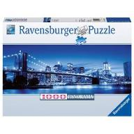 PUZZLE 1000 RAVENSBURGER 150502 New York Nocą