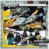 ANTHRAX - anthrology no hit wonders 1985-1991 _2CD