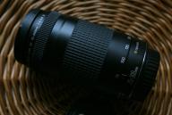 Canon EF 75-300 II.Stan jak nowy !