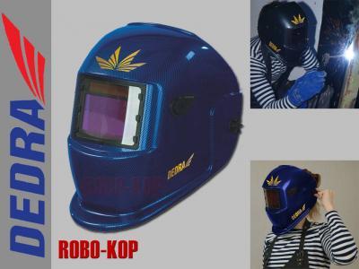 DEDRA DES004 maska spawalnicza samościemniająca