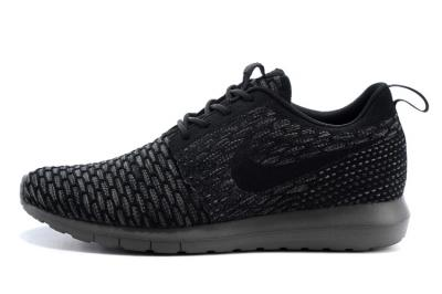 Czarne Nike Flyknit Roshe Run 677243 001 R 40 44 5229690430 Oficjalne Archiwum Allegro