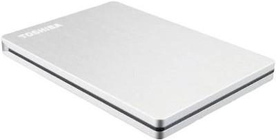 Toshiba STOR.E SLIM 1TB Silber USB 3.0! OKAZJA!
