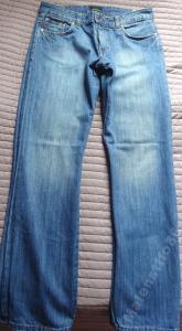 Spodnie CALVIN KLEIN JEANS 34/34, niebieskie