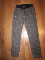 Spodnie dresowe ocieplane r. ok M