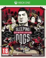 Sleeping Dogs: Definitive Ed. PL XBOX ONE