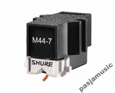 SHURE M44-7 wkładka gramofonowa scratch - PASJA