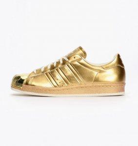 buty adidas superstar metalic gold