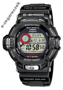 Zegarek CASIO G-SHOCK GW-9200-1ER - NA KOMUNIĘ