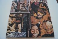 VAN HALEN - FAIR WARNING LP 1981 GER.