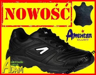 2e9a624a5cfb2 SKÓRZANE! Adidasy buty sportowe męskie SKÓRA 41-46 - 5167403681 ...