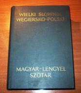 Wielki słownik węgiersko polski Reychman