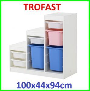 Ikea Regał Z 7 Pojemnikami Na Zabawki Trofast 5323023703