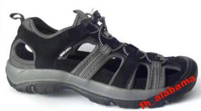 3f622c403eb75 PROMOCJA czarne sandały trekkingowe HD Blazer r.42 - 2403896641 ...