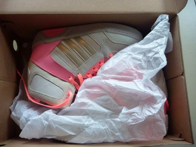 best selling amazon nice cheap BUTY ADIDAS NEO BB9TIS WEDGE, roz. 40 2/3