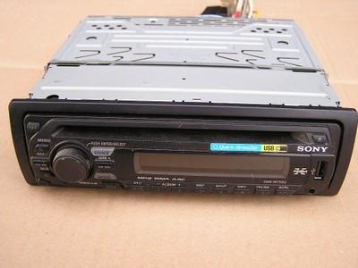 Tylko na zewnątrz radio samochodowe SONY XPLOD USB od 1zl - 6838555409 - oficjalne KK32
