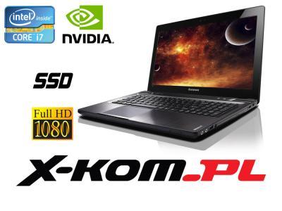 Lenovo Y580 I7 3610qm 8gb 32ssd 750g Gtx660 Fullhd 2465116597 Oficjalne Archiwum Allegro