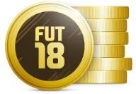 FIFA 18 COINS COINSY 100K FUT XBOX ONE SZYBKO!!!!