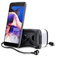 Outlet - Alcatel Idol 4 LTE Dual Sim Czarny + Okul