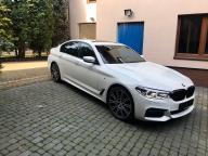 Wynajem samochodu BMW G30 520D 2017 M-Pakiet Full