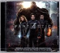 (CD) FANTASTIC 4 FOUR Marco Beltrami Philip Glass
