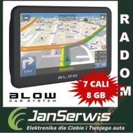 NAWIGACJA BLOW GPS 730 Sirocco 8GB MAPA EU PL FREE