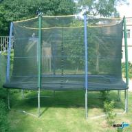 Siatka zabezpieczająca do trampoliny OKAZJA!!