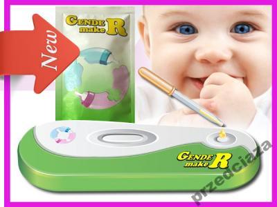 Test Na Plec Plci Dziecka Od 6 Tyg Ciazy Nowosc 3393126597 Oficjalne Archiwum Allegro
