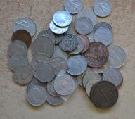 Stare Włochy - zestaw 43 monety od 1zł i BCM
