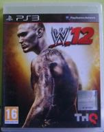 WWE 12 - Playstation 3 - Rybnik
