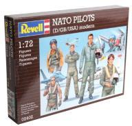 Model do sklejania REVELL Figurki NATO Pilots (D/G