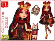Ever After High Lizzie Hearts BJG98 UNIKAT