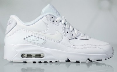 Nike Air Max 90 Leather (GS) 833412 100