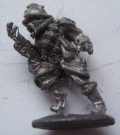 Biegnący żołnierz (sci-fi)