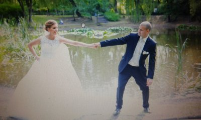 Suknia ślubna Delfina 6345182868 Oficjalne Archiwum Allegro