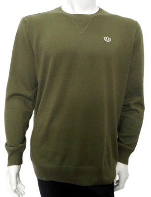 ADIDAS sweter męski ORYGINALNY kaszmir XL