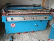 Półautomatyczna maszyna do sitodruku Cugher