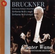 Gunter Wand Bruckner Symphonies No. 8 & No. 9