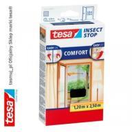 Moskitiera drzwiowa tesa Comfort 1,2m x 2,5 czarna