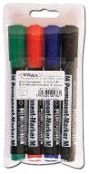 Marker Permanentny B 4 kolory