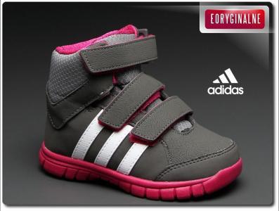Buty dziecięce Adidas Winter Mid 1 B23940 r.23
