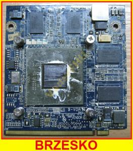 Karta graficzna MXM GeForce 8600m GT 256MB FL90 - 2896677168 - oficjalne archiwum Allegro