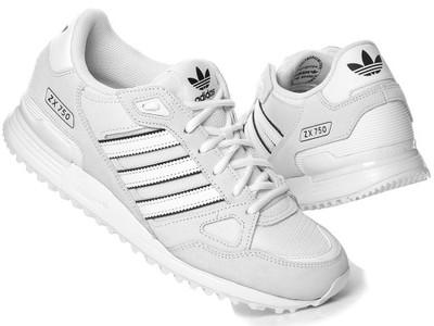 buty adidas meskie zx 750 białe