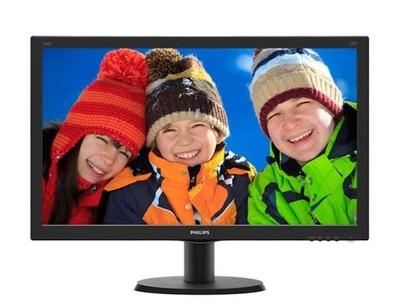 Monitor 24 LCD LED PHILIPS 240V5QDAB IPS FullHD