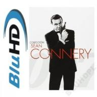 SEAN CONNERY JAMES BOND 007 6xBLU-RAY PL OD RĘKI!