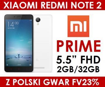 XIAOMI REDMI NOTE 2 PRIME 2GB 32GB LTE 4G FV23%
