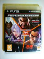 Fighting Edition PS3 Tekken 6 Soul Calibur 5 TT